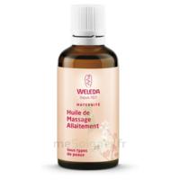 Weleda Huile De Massage Allaitement 50ml à Saint-Avold