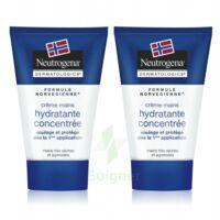 Neutrogena Crème Mains Hydratante Concentrée 2t/50ml à Saint-Avold