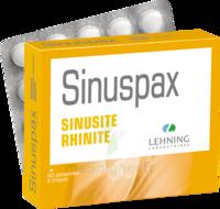 Lehning Sinuspax Comprimés à Croquer 3plq/20 à Saint-Avold