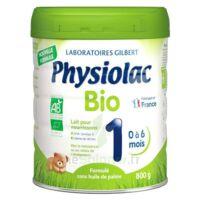 Physiolac Bio 1 Lait En Poudre B/800g à Saint-Avold