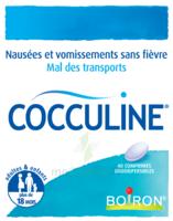 Boiron Cocculine Comprimés Orodispersibles B/40 à Saint-Avold