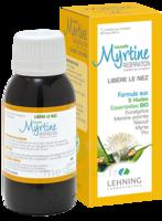 Lehning Myrtine Inhalante Solution D'inhalation Aux 5 Huiles Essentielles Bio 100ml à Saint-Avold